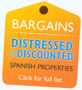 Distressed and Discounted Spanish Properties